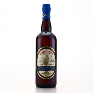 St. Lucia 2006 Hamilton 8 Year Old 75cl / US Import