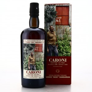 Caroni 2000 Velier Full Proof Heavy Sample / Basdeo 'Dicky' Ramsarran
