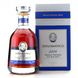 Diplomatico 2004 Sherry Cask Finish