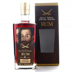 Panama Rum 2005 Sansibar 12 Year Old
