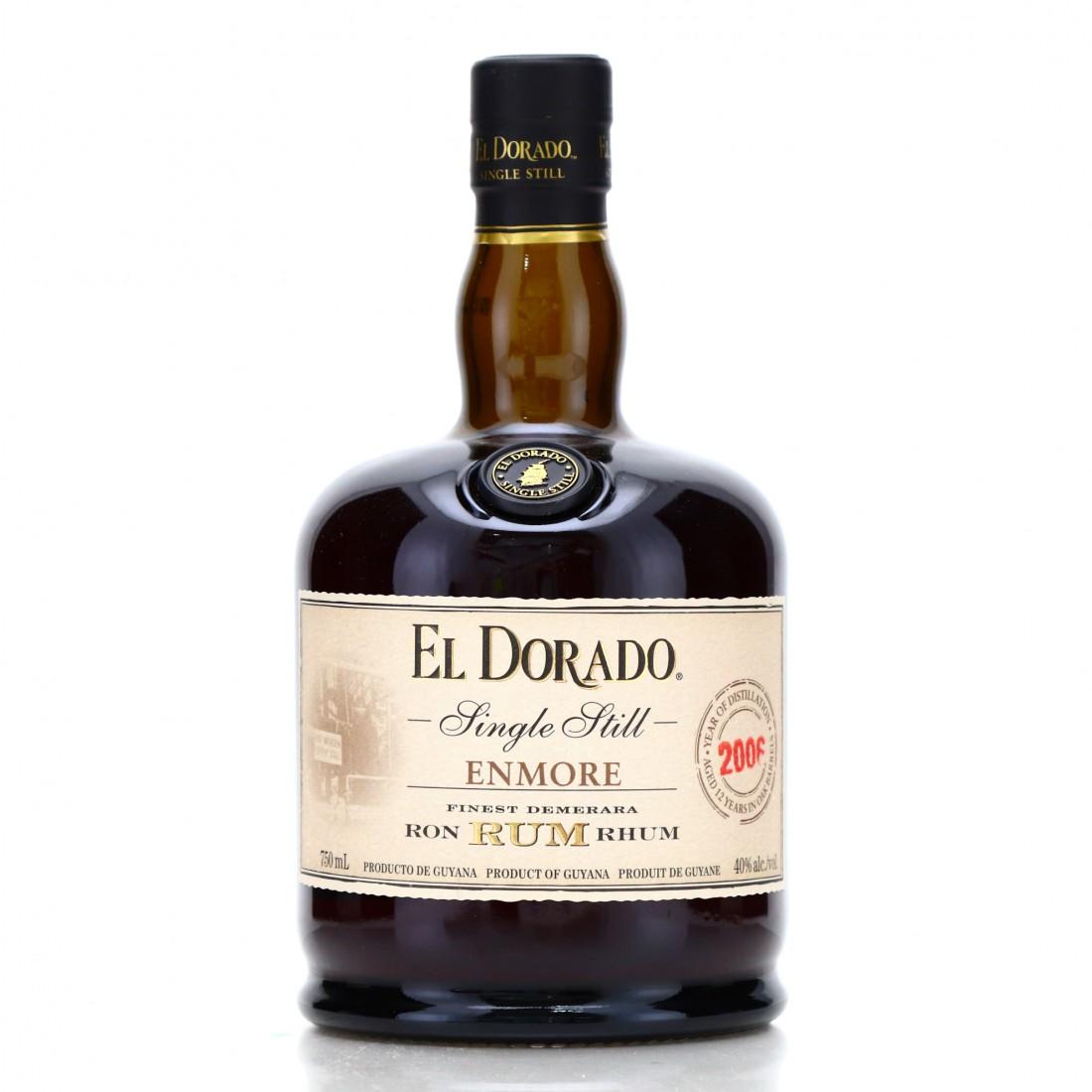 Enmore 2006 El Dorado 12 Year Old 75cl / US Import