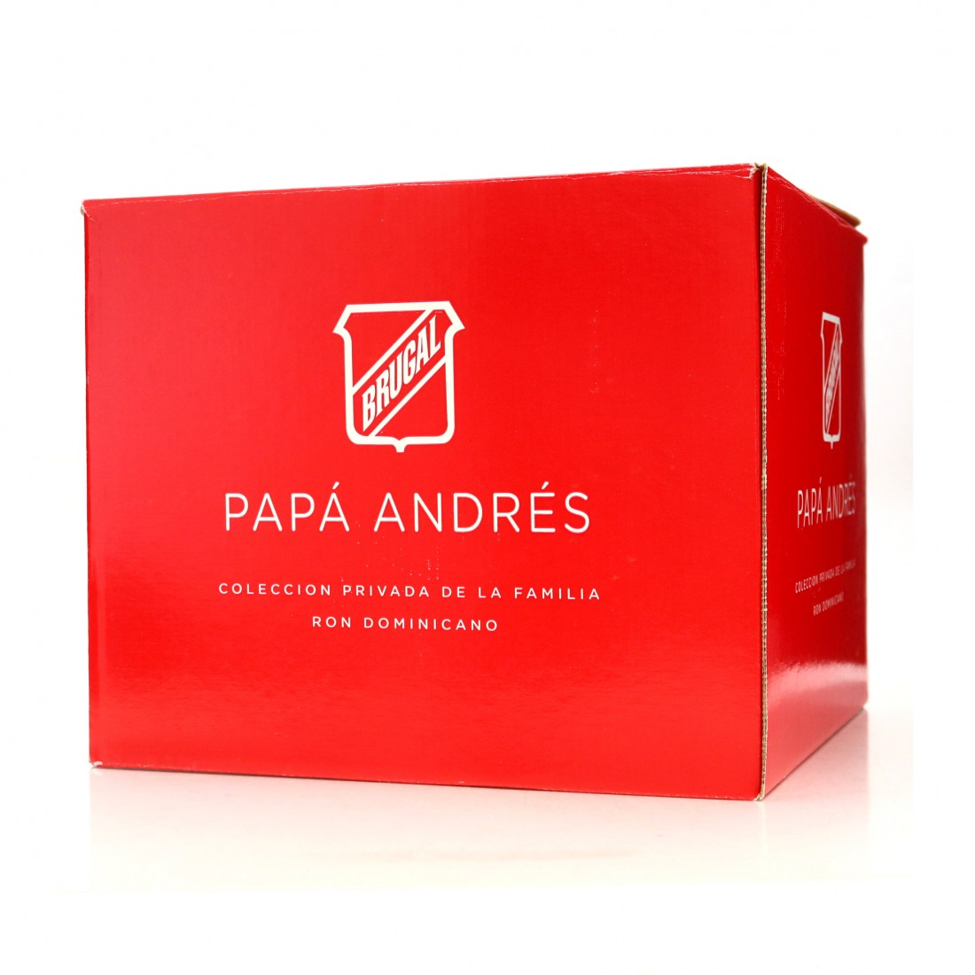 Brugal Papa Andres Family Collection