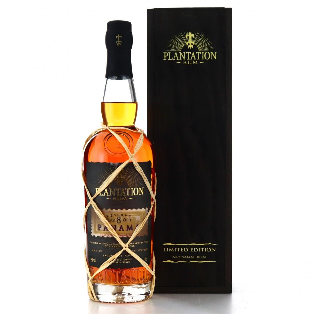 Panama Rum 8 Year Old Plantation
