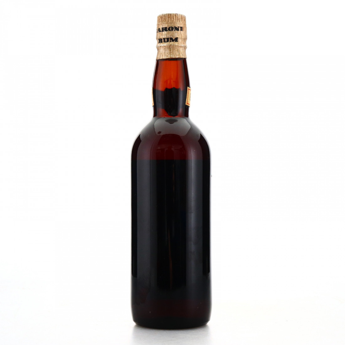 Caroni Navy Rum Tate and Lyle 90 Proof 1960s