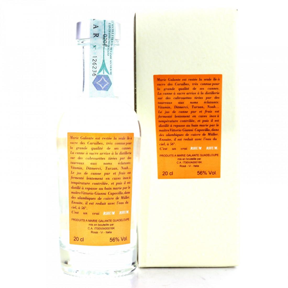 Rhum Rhum PMG Blanc Agricole 20cl