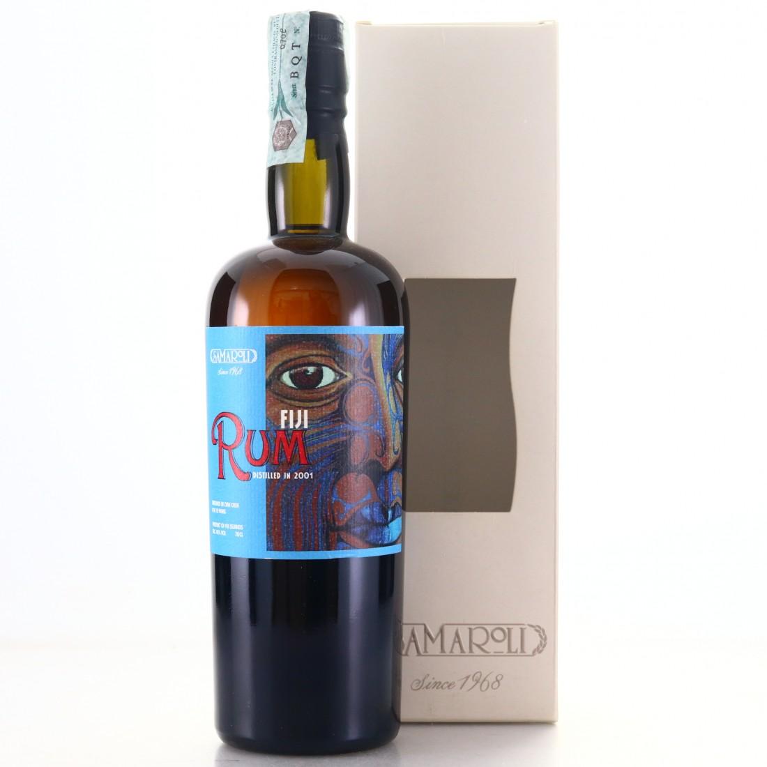 Fiji Rum 2001 Samaroli 12 Year Old Single Cask #2