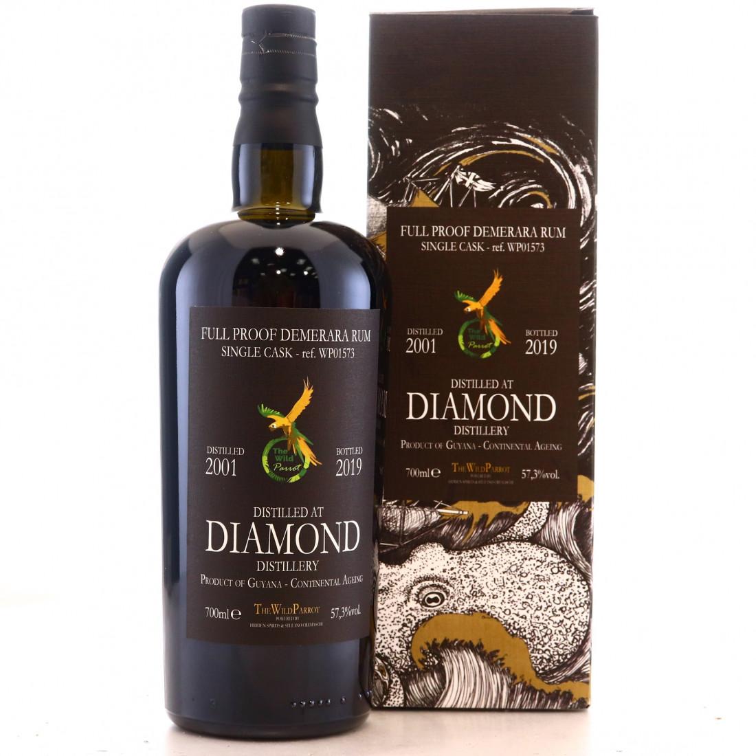 Diamond 2001 The Wild Parrot