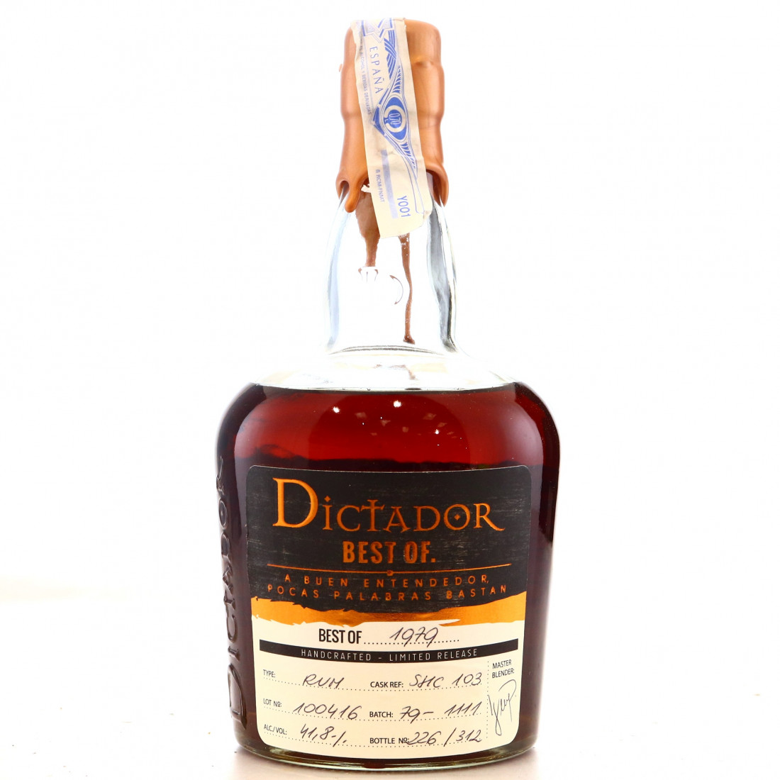 Dictador Best of 1979 Limited Release