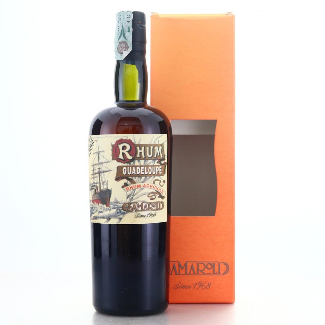 Guadeloupe Rum 1998 Samaroli Single Cask #9