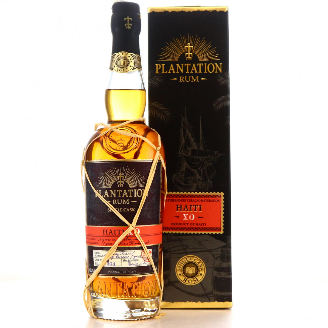 Haiti Rum XO Plantation Single Cask #8