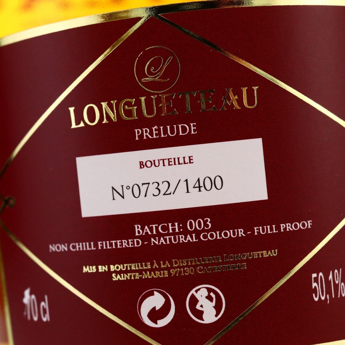 Longueteau Prelude Batch #3