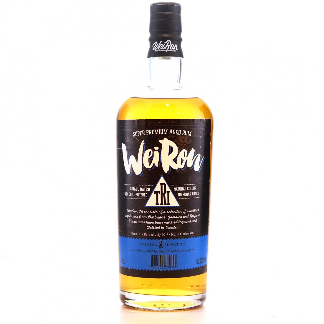 WeiRon Tri Batch #1