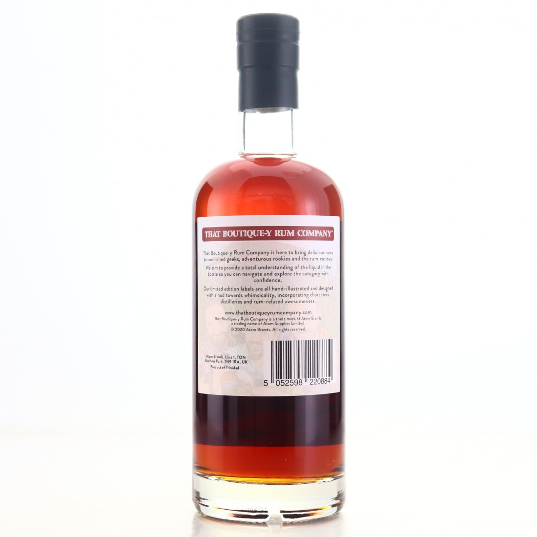 Caroni 22 Year Old That Boutique-y Rum Company Batch #4 / Kirsch