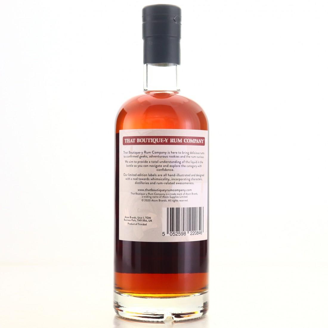 Caroni 23 Year Old That Boutique-y Rum Company Batch #3 / Kirsch