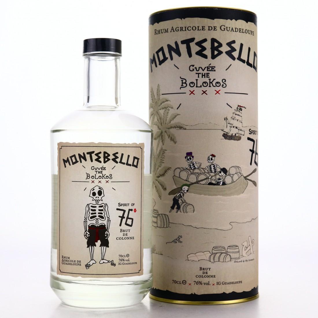 Montebello Cuvee the Bolokos