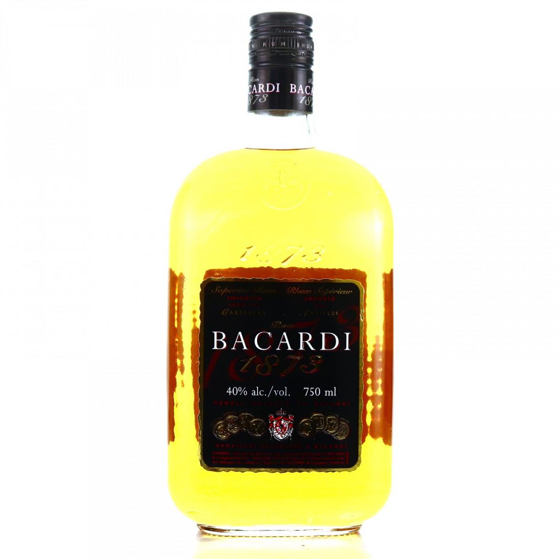 Bacardi 1873