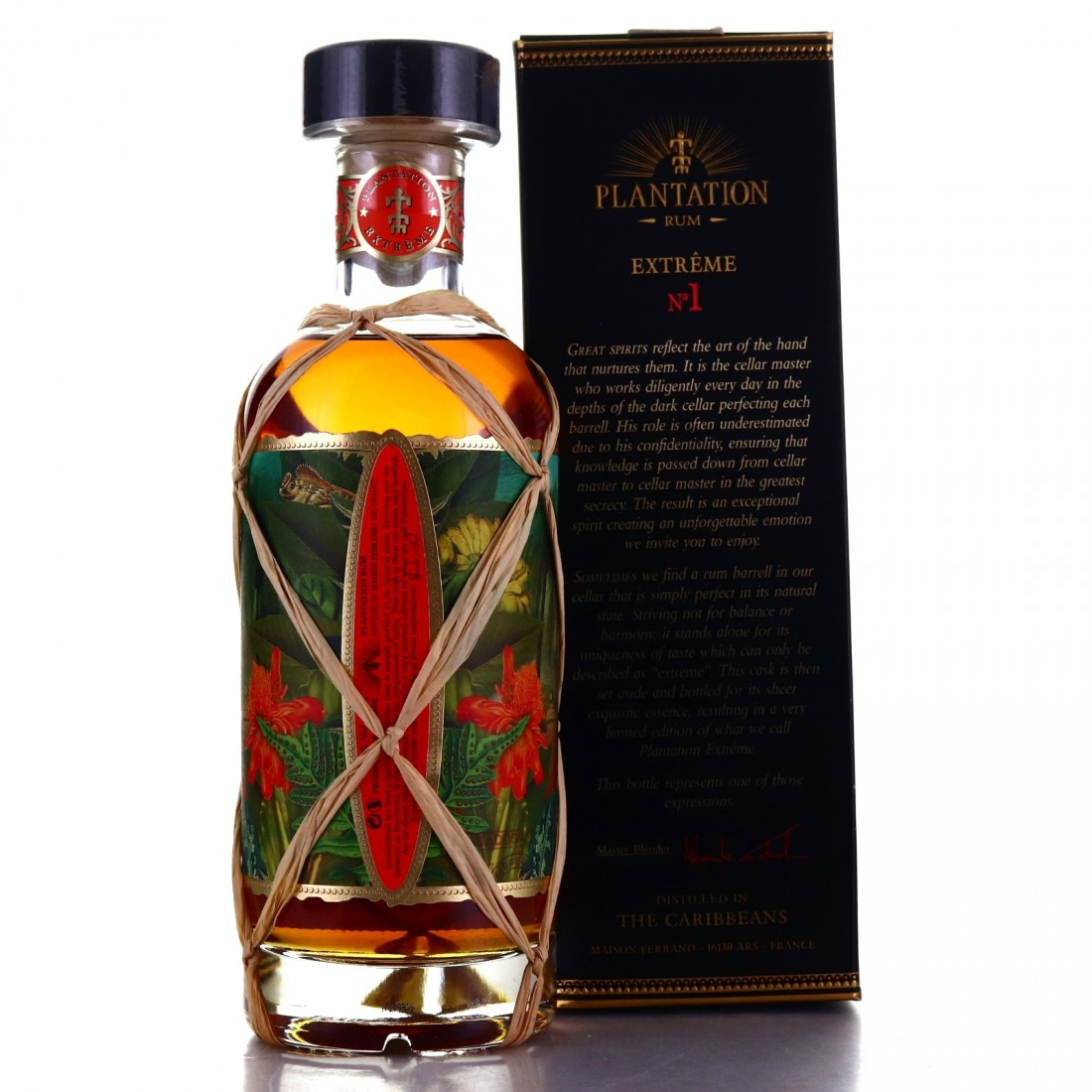 Barbados Rum 2005 Plantation 11 Year Old Extreme No.1 / LMDW 60th Anniversary