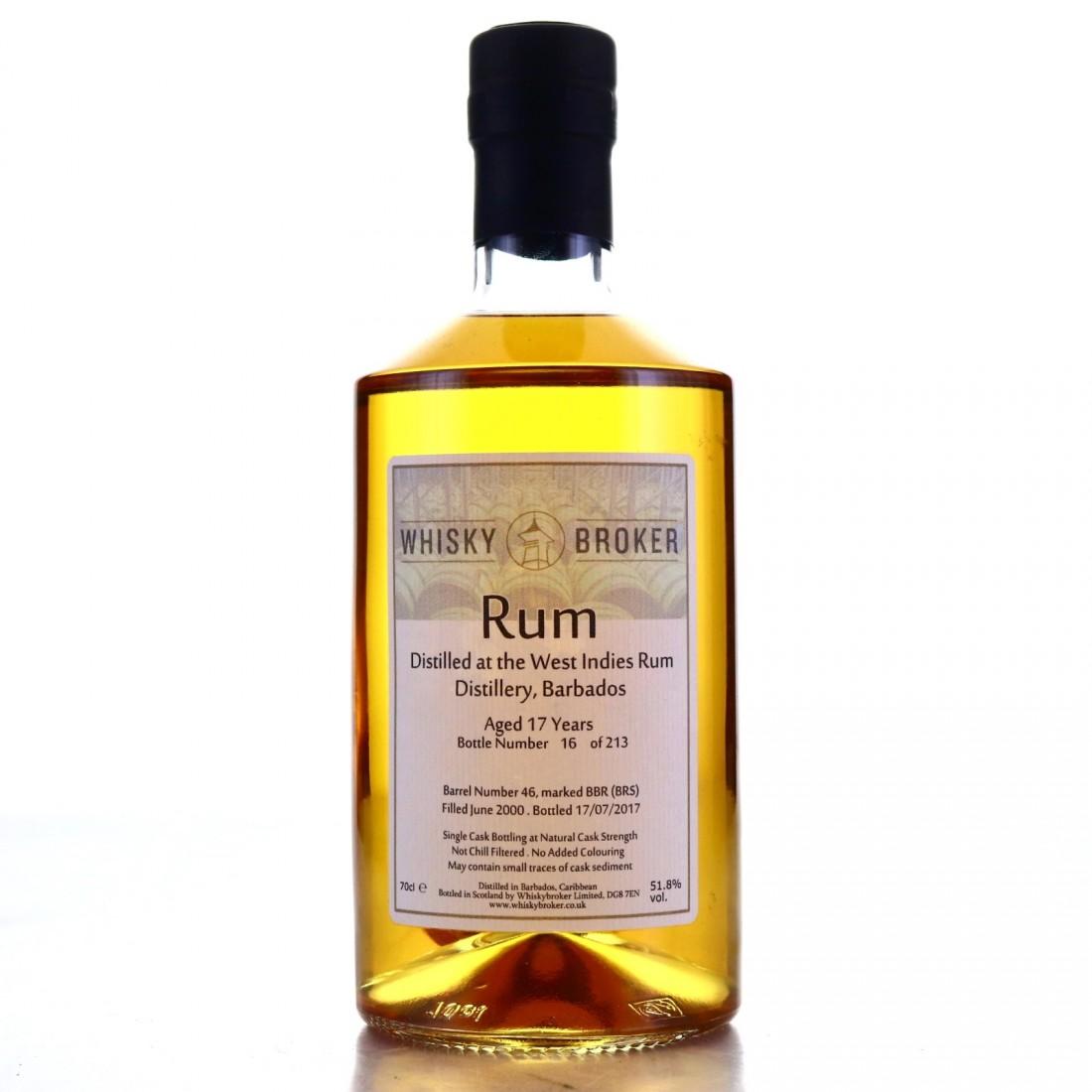 WIRD 2000 Whisky Broker 17 Year Old