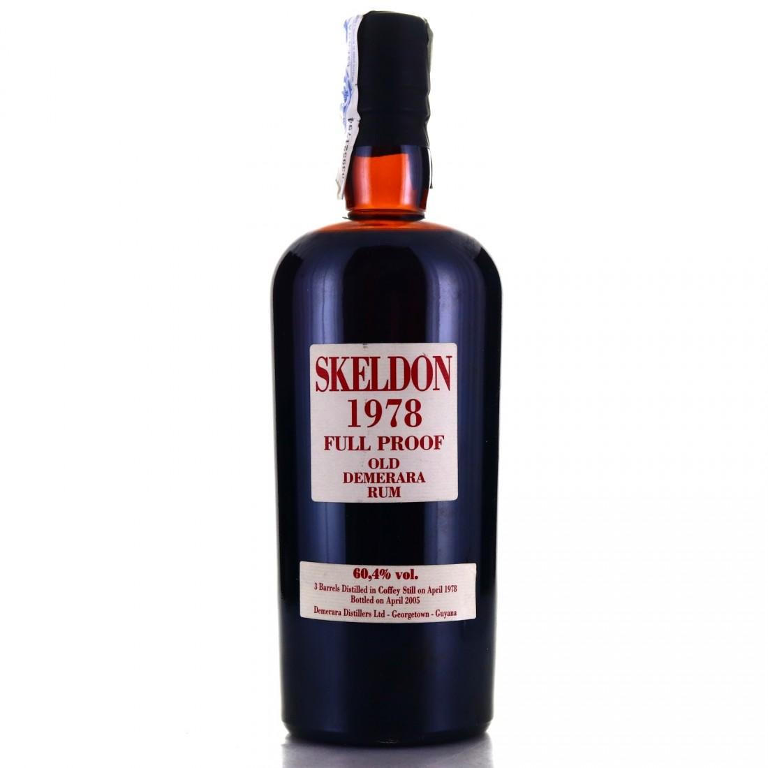 Skeldon SWR 1978 Velier 27 Year Old