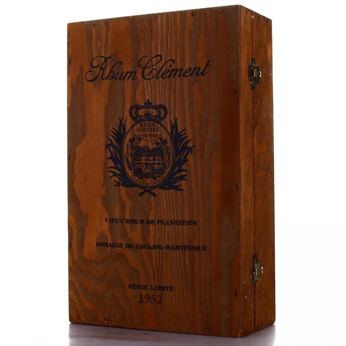 Clément 1952 Rhum Vieux Gift Pack