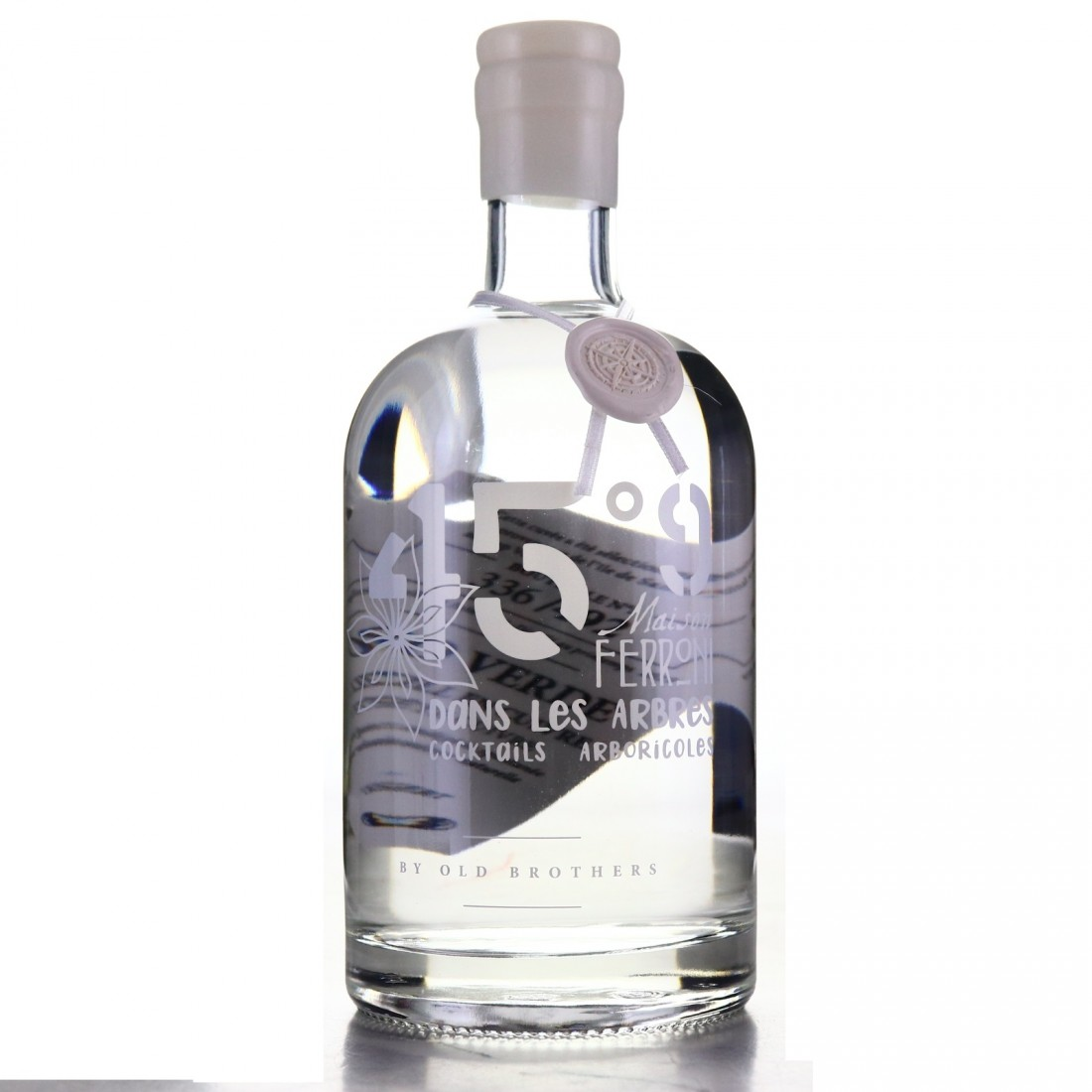 Old Brothers 2019 Grogue 45.9% 50cl