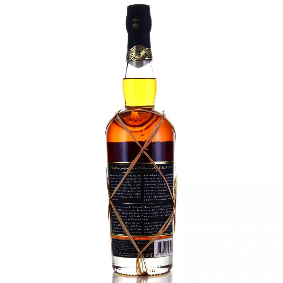 Trinidad Rum 2000 Plantation 16 Year Old Single Amburana Cask Finish #5