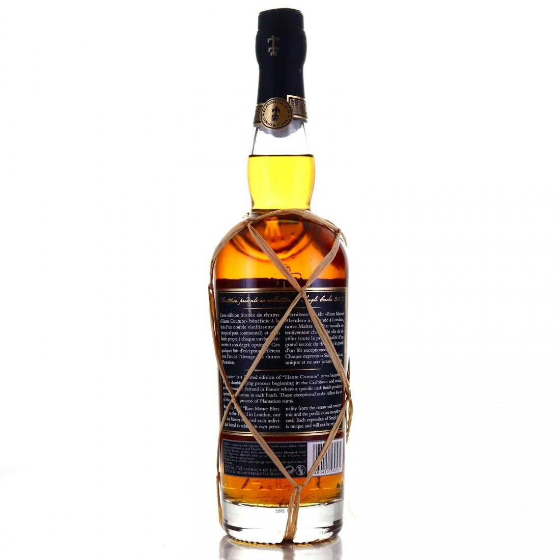 Haiti Rum XO Plantation Single Dry Curacao Cask Finish #6
