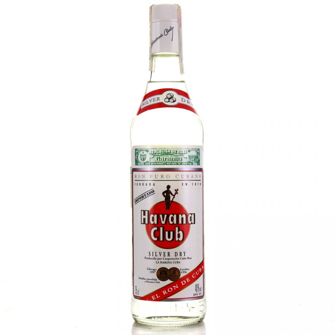 Havana Club Silver Dry