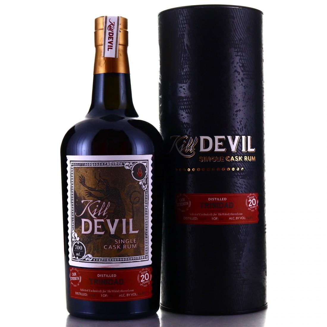 Caroni 1998 Kill Devil 20 Year Old