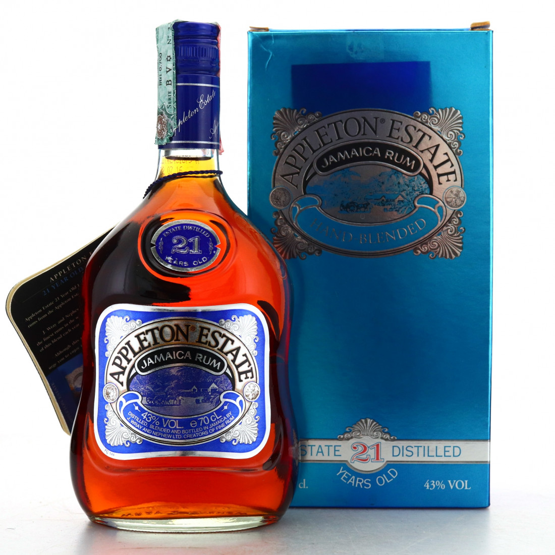 Appleton Estate 21 Year Old 2002
