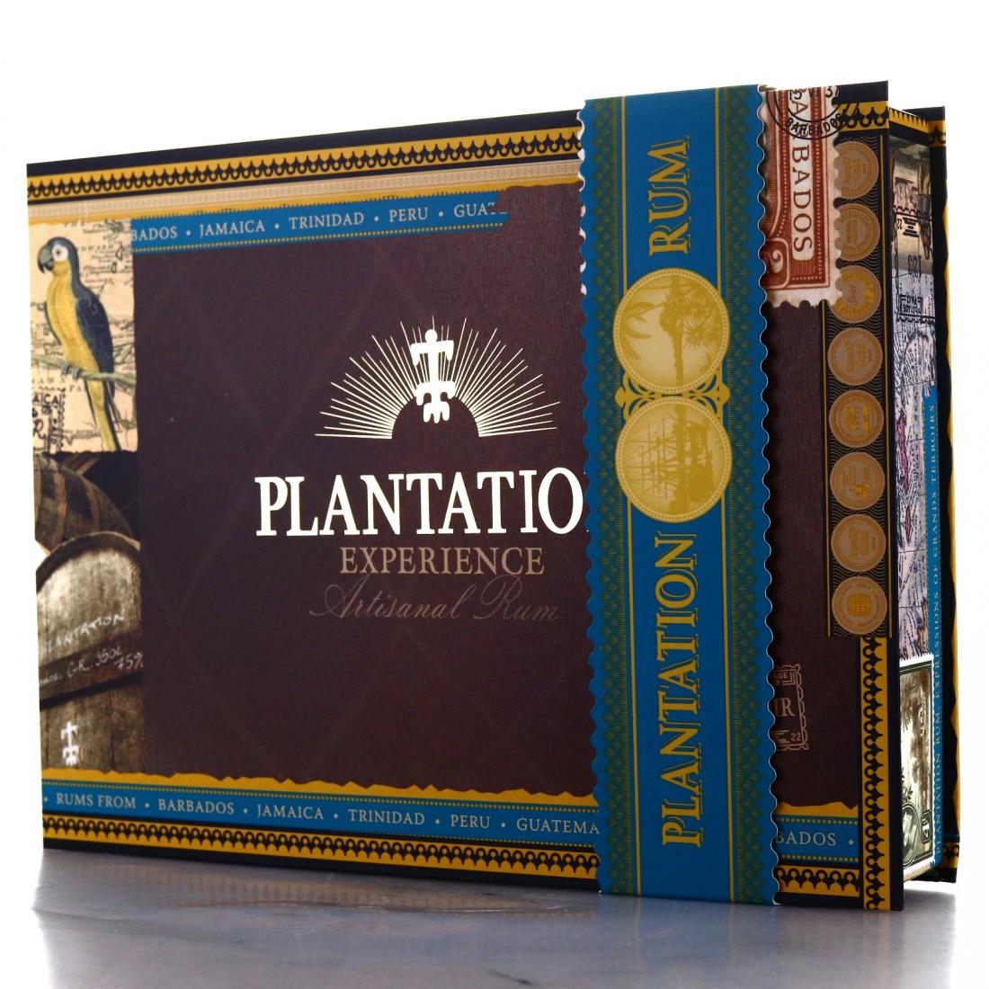 Plantation Grand Terroir Gift Pack 6 x 10cl