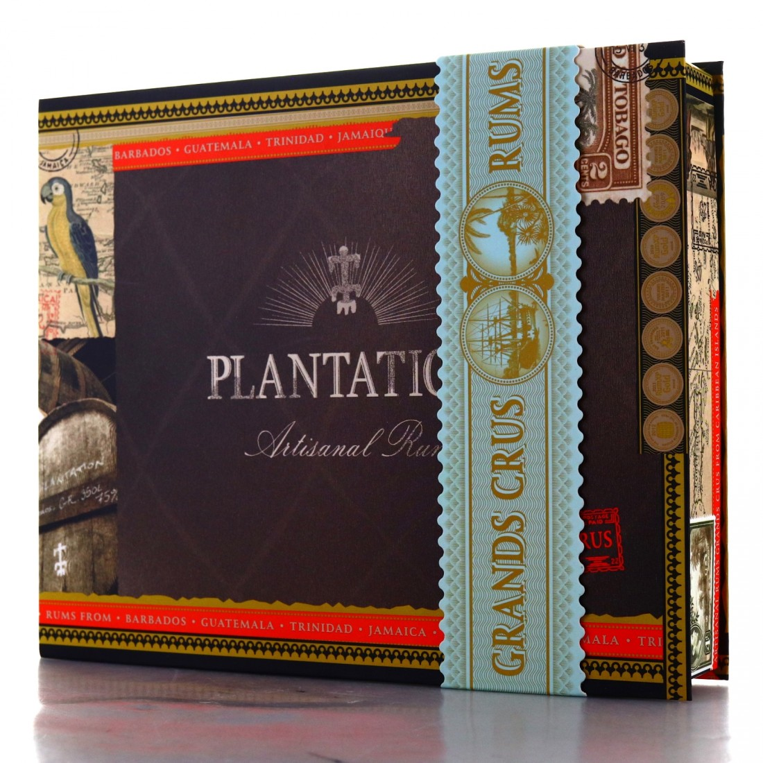 Plantation Grand Crus Gift Pack 6 x 10cl