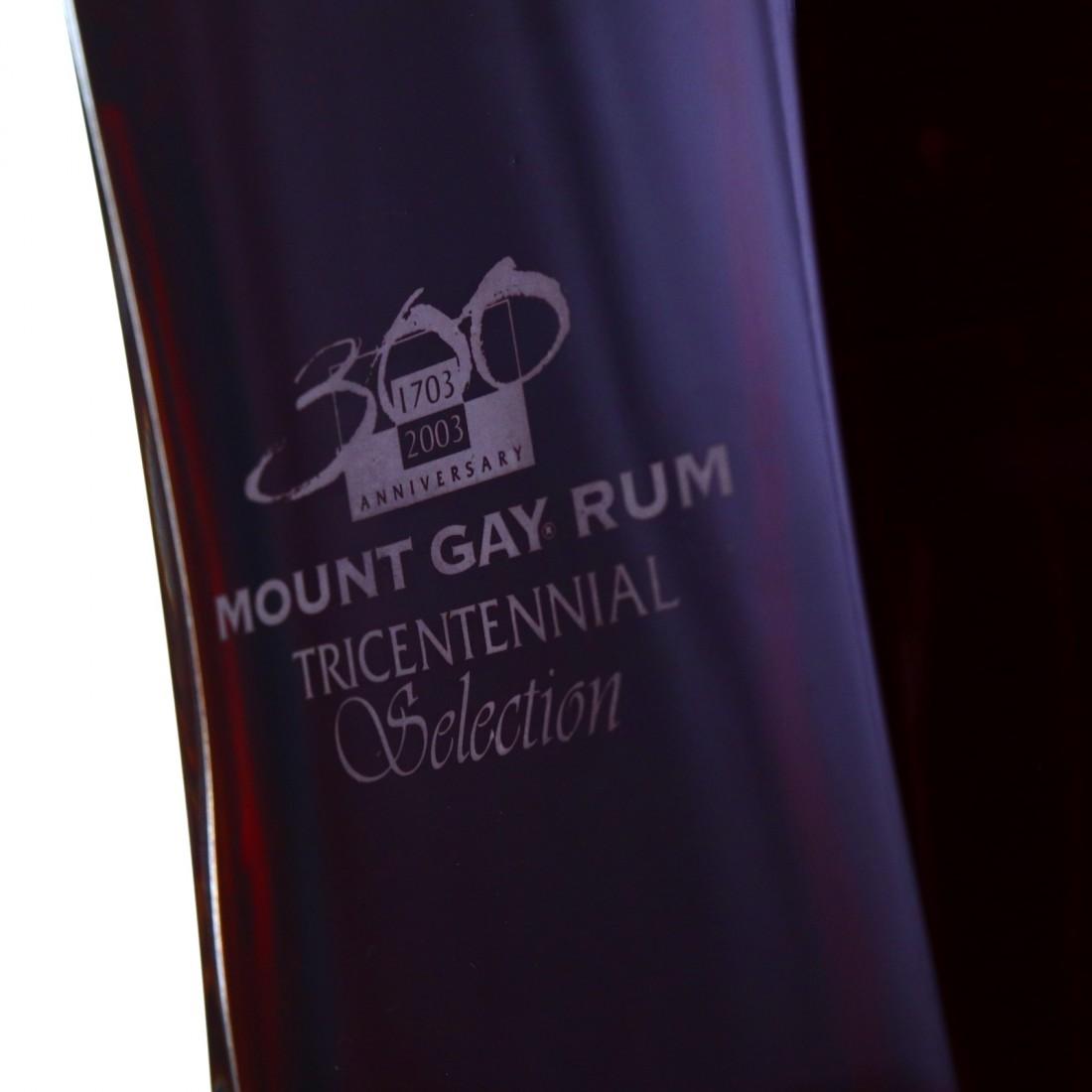 Mount Gay Tricentennial Selection 75cl