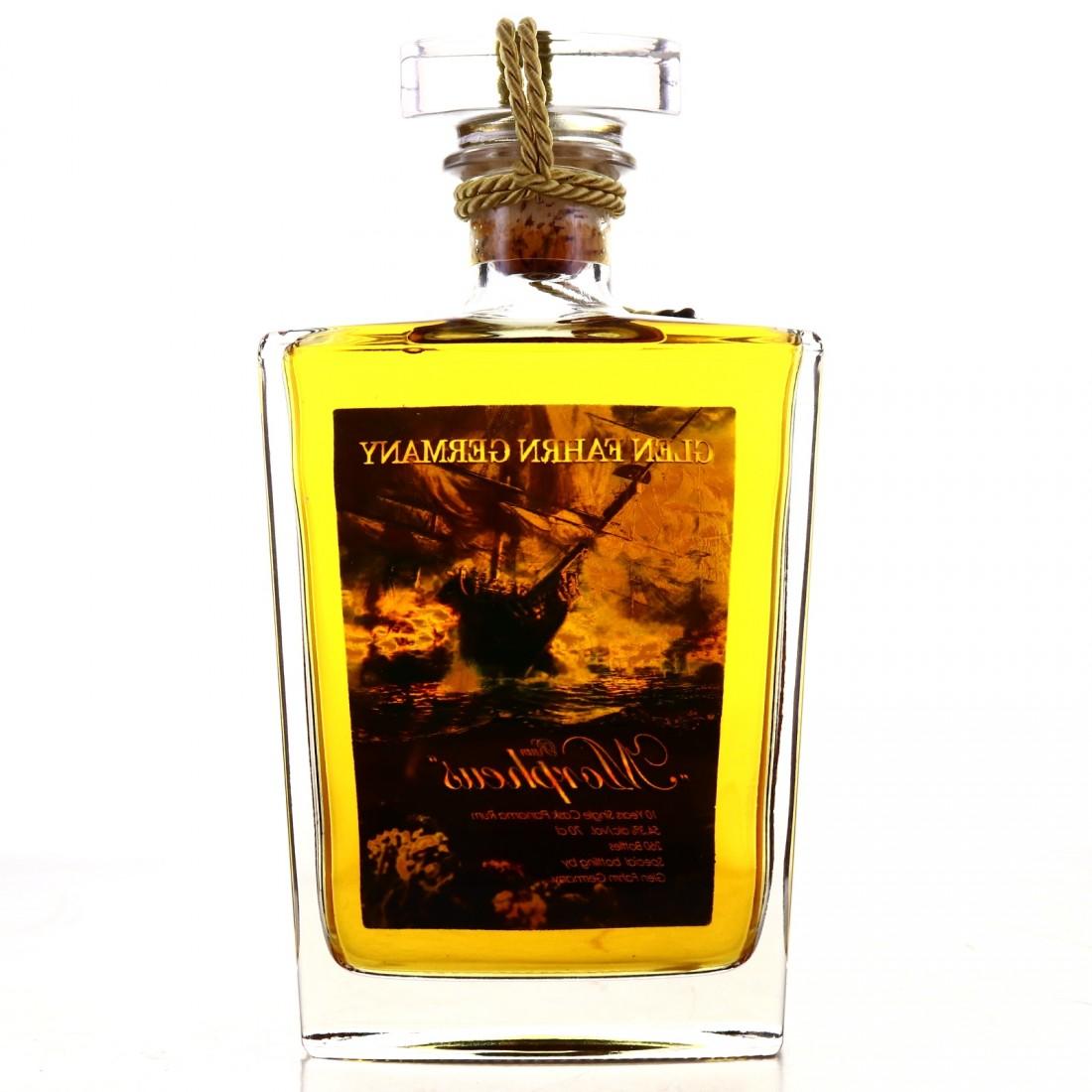 Morpheus 10 Year Old Panamanian Rum Glen Fahrn Germany