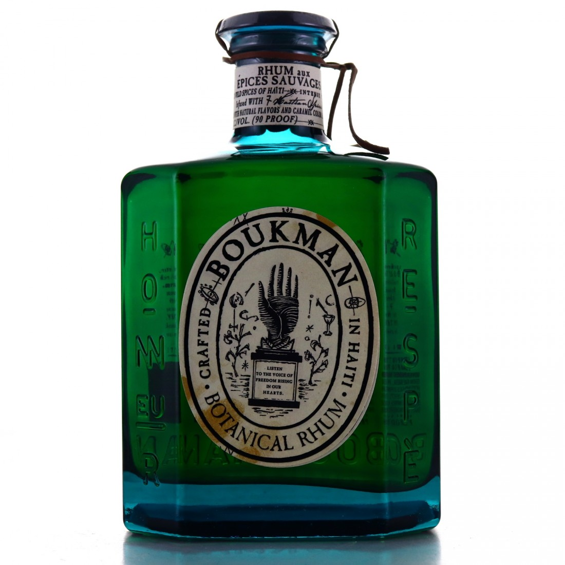 Boukman Haiti Botanical Spiced Rum