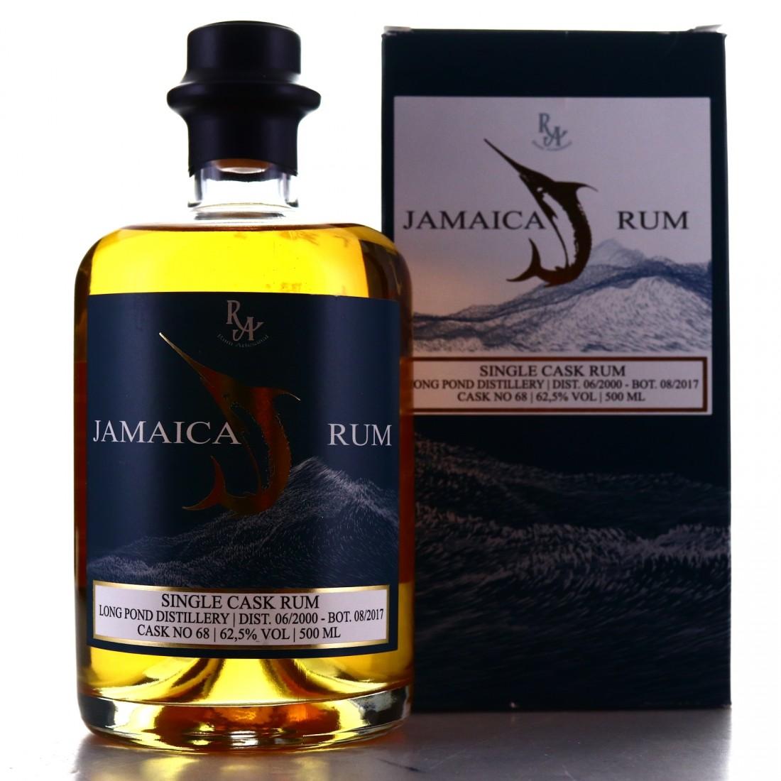 Long Pond 2000 Rum Artesanal 50cl