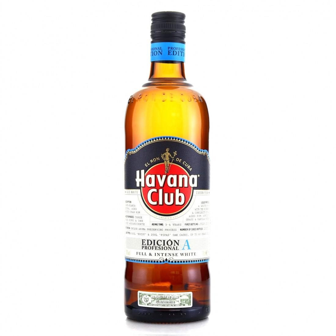 Havana Club Edición Profesional A