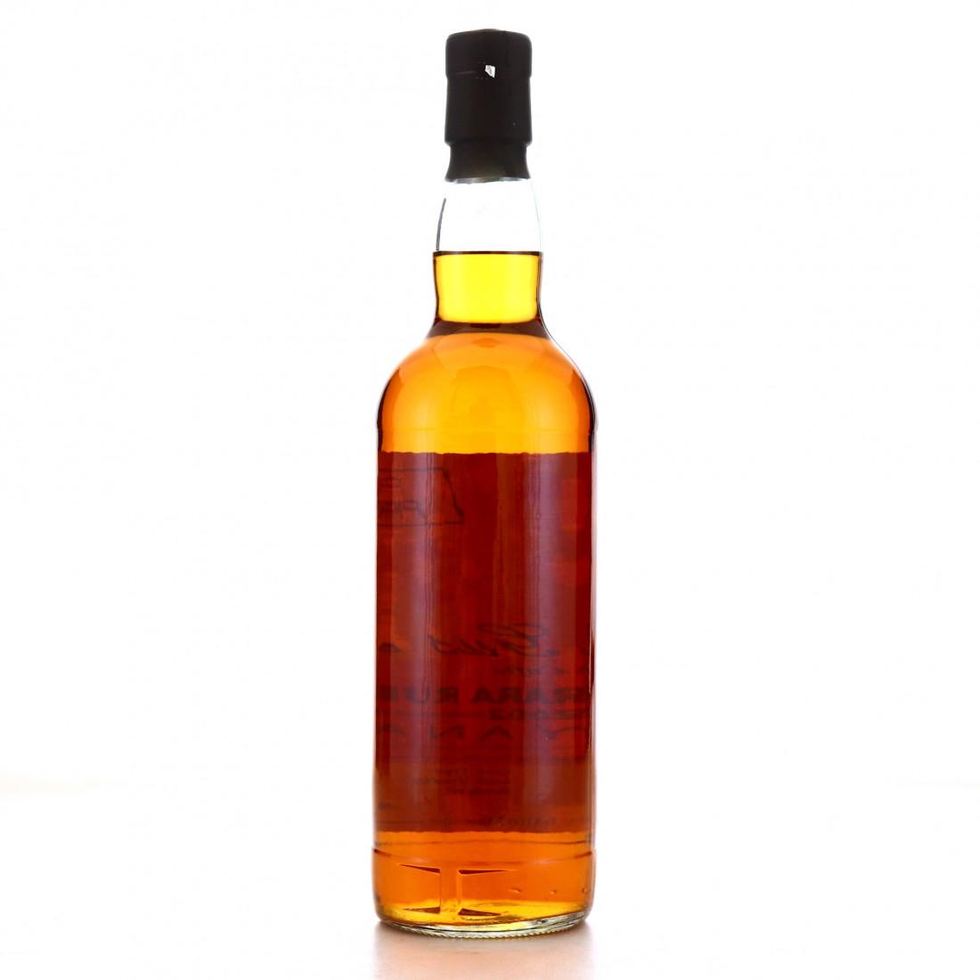 Cuffy Demerara Rum 2002 Le Gus't 16 Year Old Full Proof