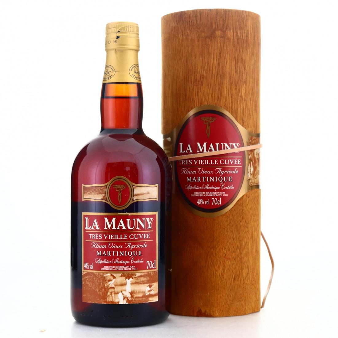 La Mauny Tres Vielle Cuvee 10 Year Old