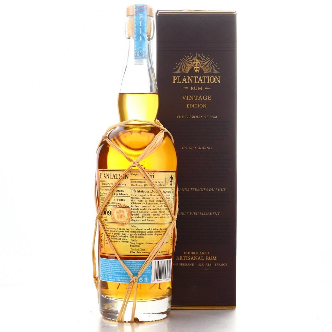 Fiji Rum 2009 Plantation Grand Terroir