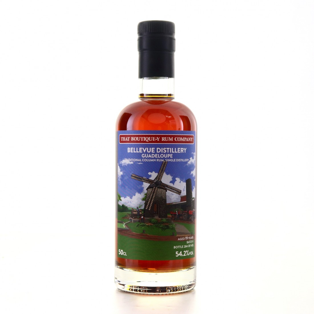 Bellevue 19 Year Old That Boutique-y Rum Company Batch #1
