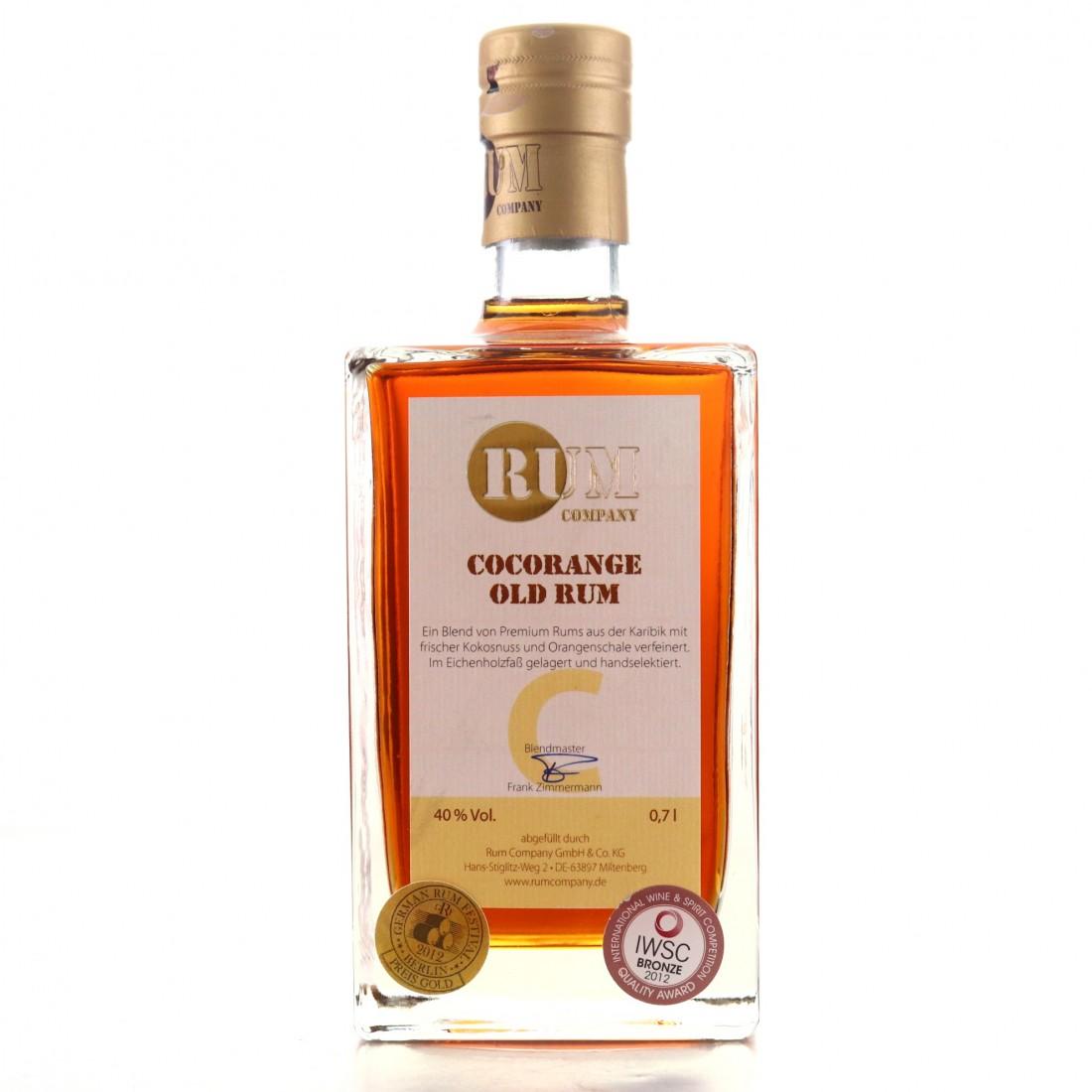 Rum Company Cocorange Old Rum
