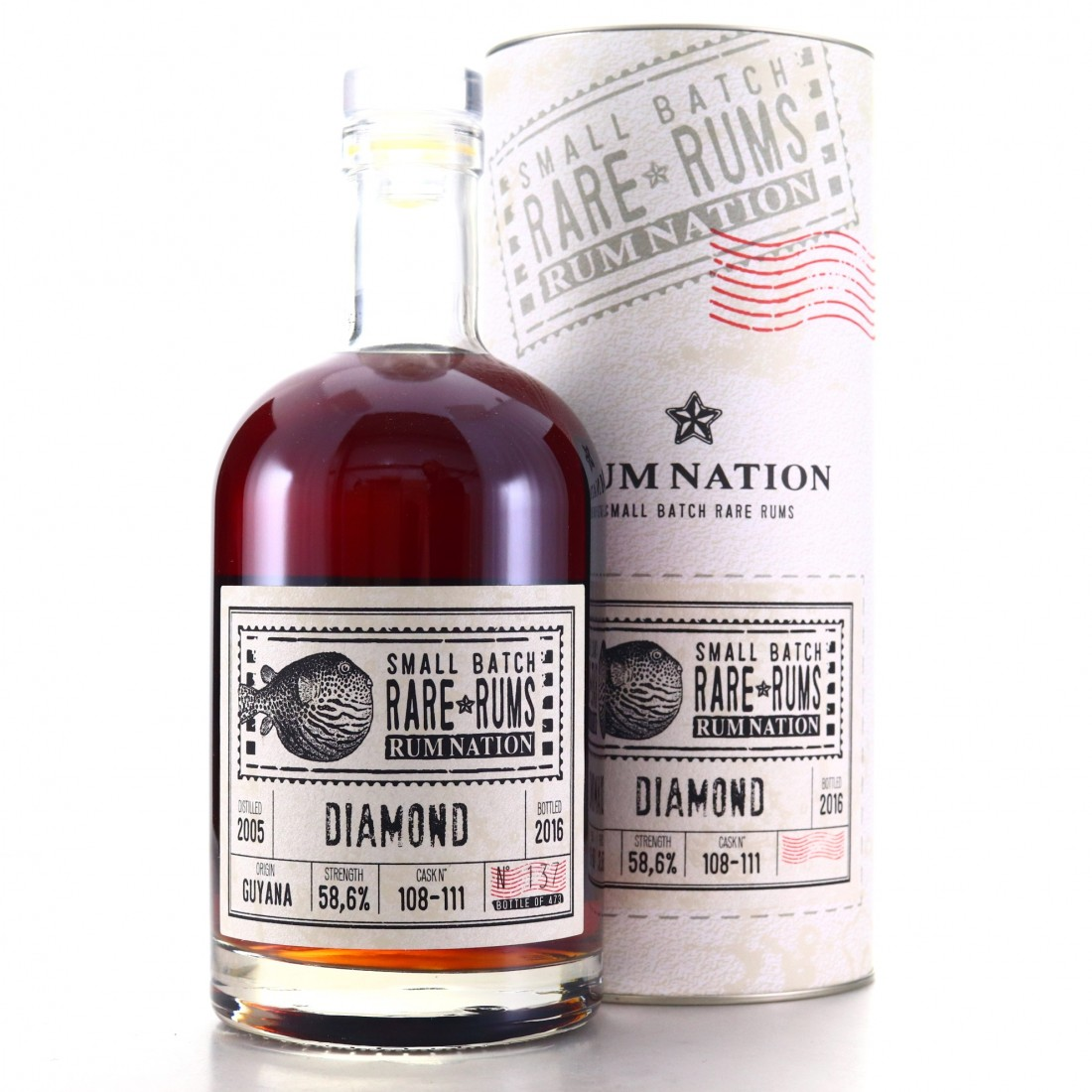 Diamond 2005 Rum Nation Small Batch