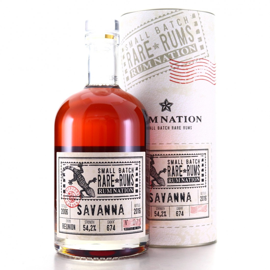 Savanna 2006 Rum Nation Small Batch
