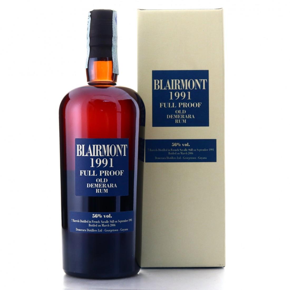 Blairmont < B > 1991 Velier 15 Year Old