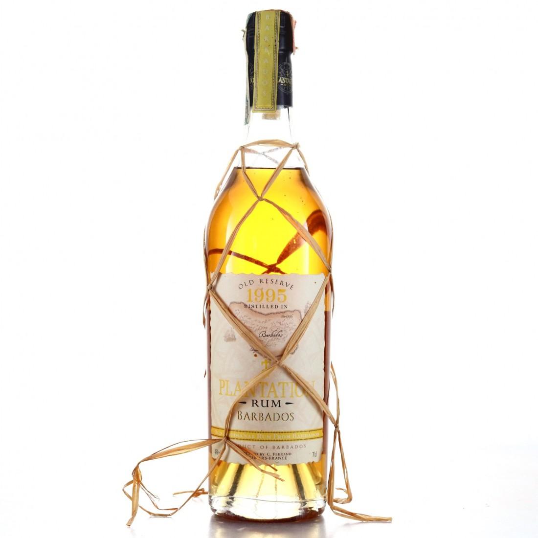 Barbados Rum 1995 Plantation Old Reserve | Rum Auctioneer