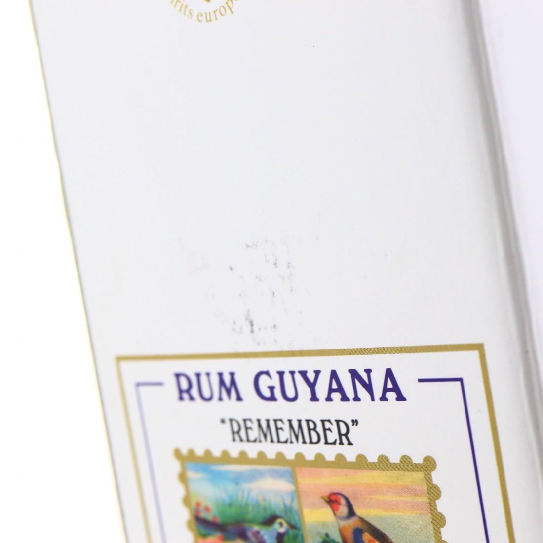 Guyana 'Remember' Moon Import Reserve