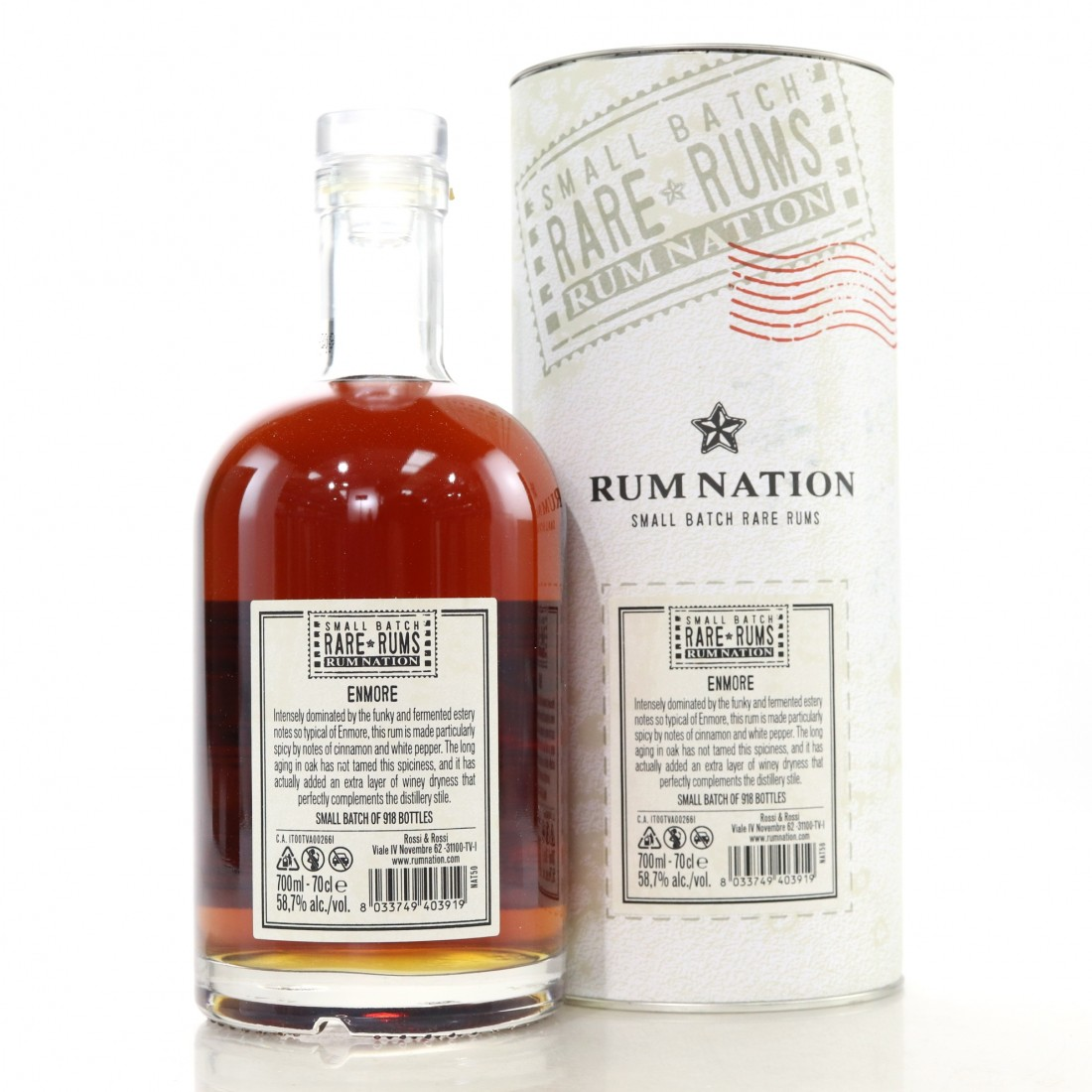 Enmore 1997 Rum Nation Small Batch