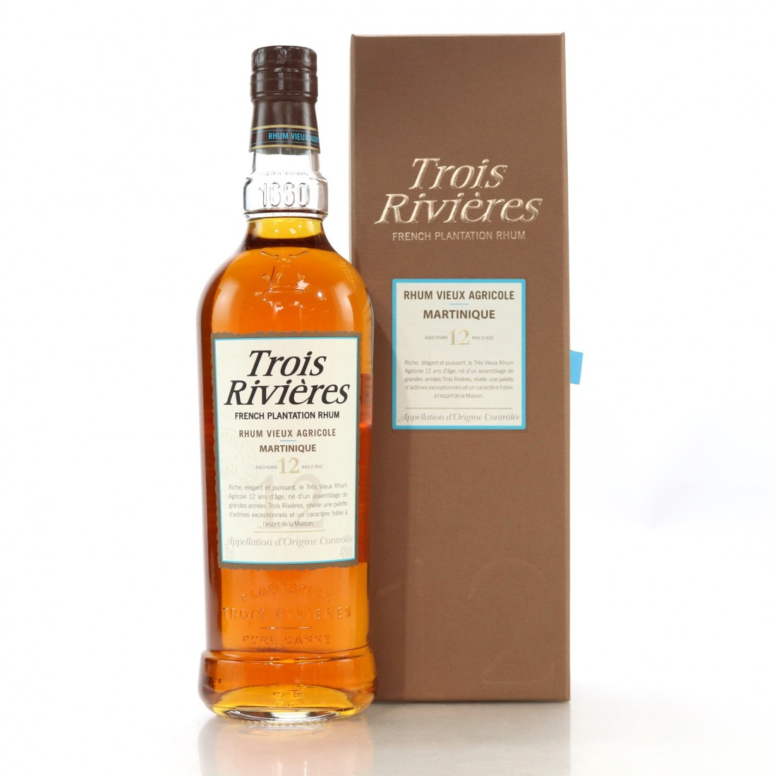 Trois Rivieres 12 Year Old