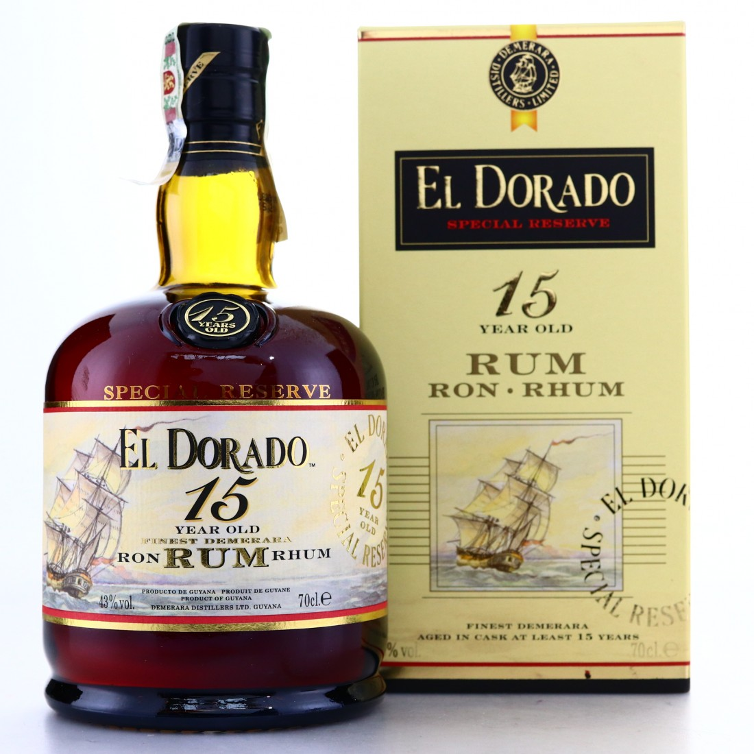 El Dorado 15 Year Old Special Reserve